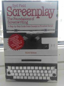 Mitt velbrukte eksemplar av Screenplay